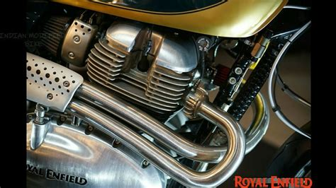 Royal Enfield Interceptor 650 Modification by Interceptor 650 Modified In Scrambler Royal