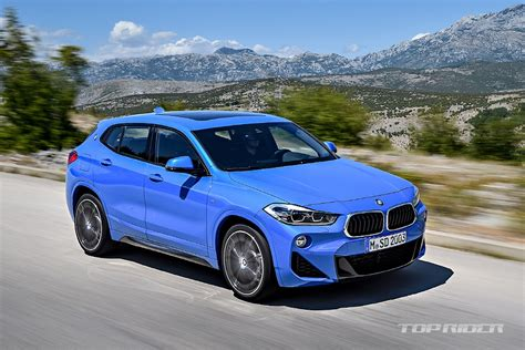 Leaked The New Bmw X2