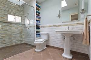 design a bathroom for free barrier free shower stall traditional bathroom york by green mountain construction