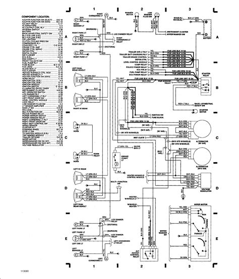 2000 Mercury Marqui Fuse Box Diagram by 1997 Lincoln Town Car Fuse Box Location Wiring Library