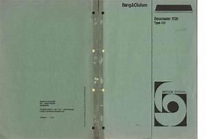 Download Bang Olufsen Beomaster 1701 Service Manual