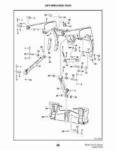 Bobcat 873 Fuel System Diagram