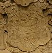 Heraldik: Photos von Wappen in architektonischem ...