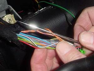 Audipages Installing Can Wires For The Navigation Plus Unit