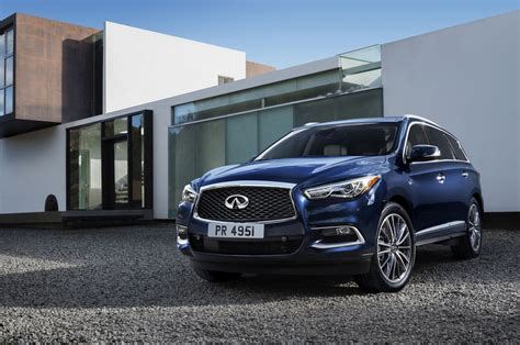 infiniti qx60 2016 infiniti qx60 gets attractive refresh and keeps