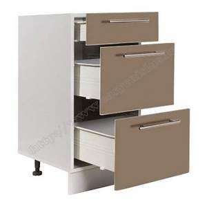Meuble De Cuisine Bas Pas Cher : meuble bas cuisine casserolier 40 cm pas cher achat easy cuisine ~ Melissatoandfro.com Idées de Décoration