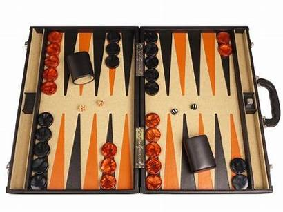 Backgammon Boards Board Leather Chess Case Player
