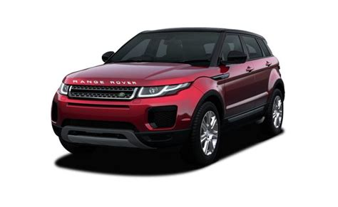 Land Rover Car : Land Rover Range Rover Evoque Price In India, Images