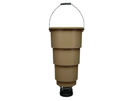 Moultrie Hanging Feeder by Moultrie All In One Hanging Feeder 5 Gallon Mpn