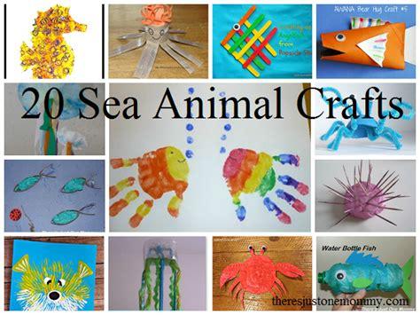 sea animals preschool activities there s just one 457