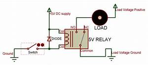 Working Of 5 Pin Relay