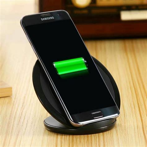 samsung s7 wireless charging fast charge stand samsung galaxy s7 edge note 7 wireless charging pad qi charger ebay