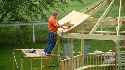 gazebo construction gazebo construction gazebo plans gazebo roof