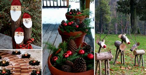 wonderfull christmas outdoor decorations