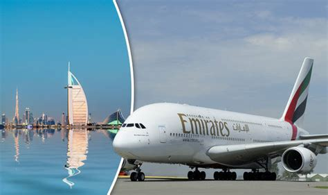Emirates Airline SLASHES fares to Dubai from UK airports