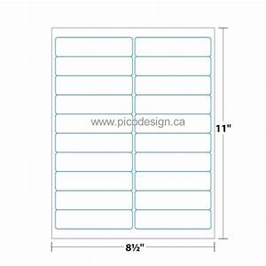 laser printer address labels mml2000 1 x 4quot avery comp With avery labels 1 x 4 20 per sheet