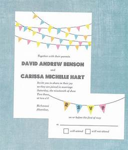 bunting banner wedding invitation 72 beautiful wedding With free printable wedding invitations bunting