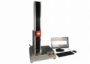 Computer Servo System Tensile Strength Test Machine Single