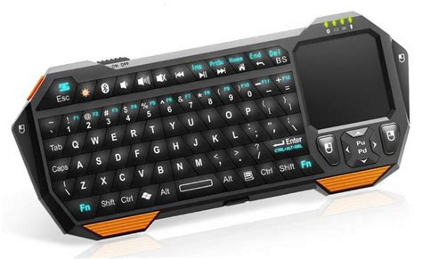 small keyboard android comtop mini wireless bluetooth keyboard handheld with
