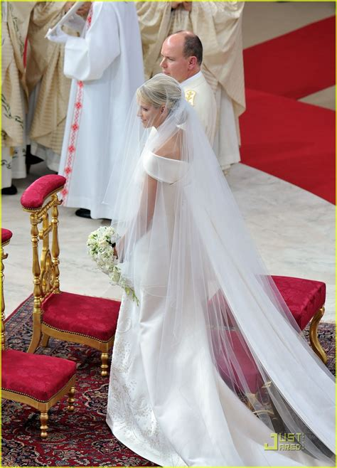 prince albert princess charlene monaco royal wedding