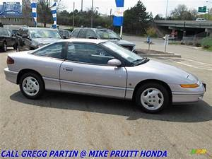 1995 Lilac Saturn S Series Sc2 Coupe  28594640 Photo  6