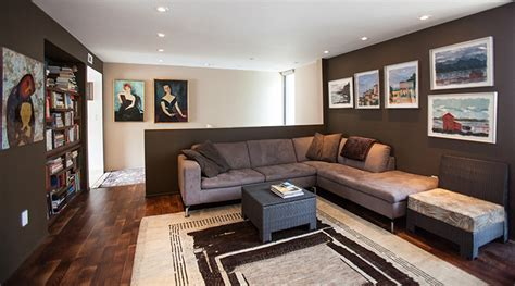 Home Tour: Basil?s Eclectic, Art filled Condo
