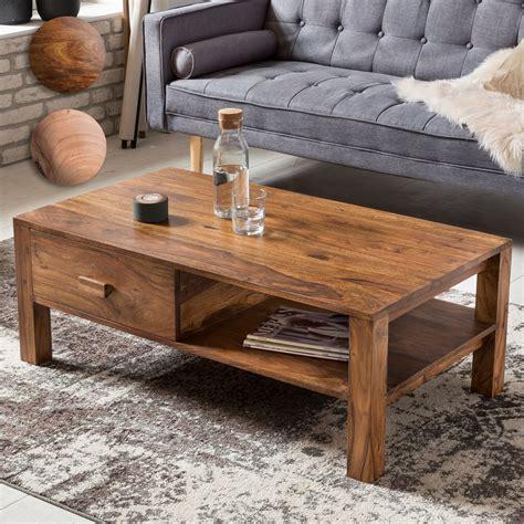 Tische Aus Holz by Couchtisch Holz Rechteckig