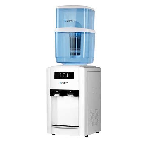 Kitchen Bench Water Filter by Devanti 22l Bench Top Water Cooler Dispenser Filter