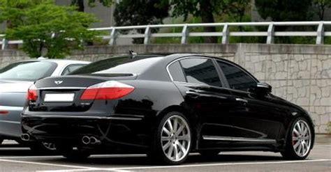 2009 Hyundai Genesis 4 6 by Hyundai Genesis 4 6 2009 Auto Images And Specification