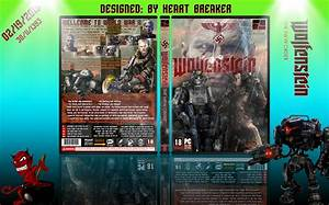 Wolfenstein: The New Order PC Box Art Cover by Heart Breaker