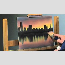 Paintalong How To Paint A Cityscape In Oils, Part 2