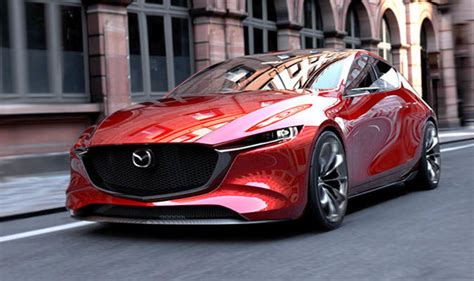 mazda kai concept car revealed  tokyo motor show