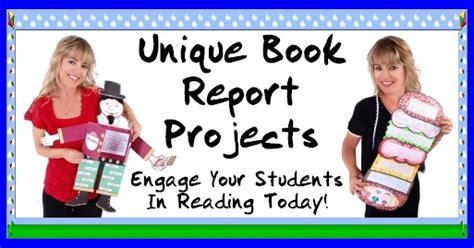 book report templates extra large fun  creative