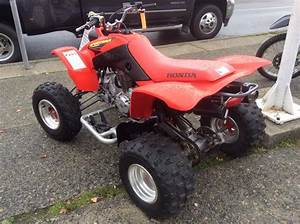 2003 Honda Trx 400 Ex Atv Super Clean  All Original  Electric Start Outside Victoria  Victoria