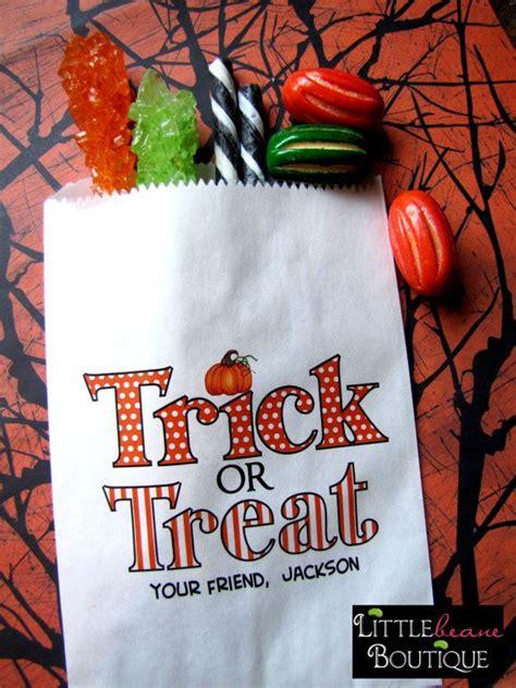 delicious diy trick  treat candy ideas