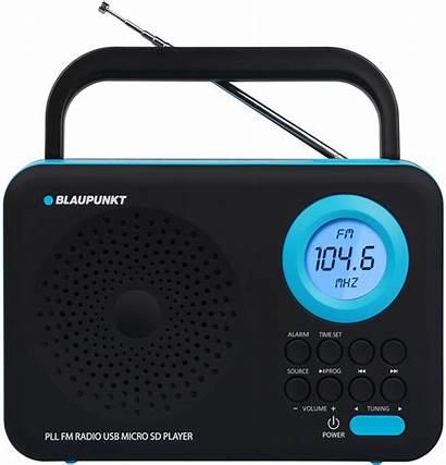 Blaupunkt Portable Radios Radio Usb