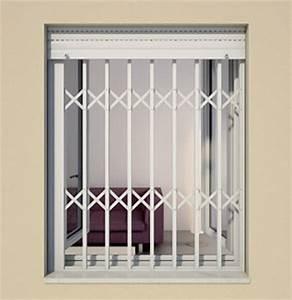 Grille De Défense Fenetre : grille de porte fen tre coulissante grille de d fense ~ Dailycaller-alerts.com Idées de Décoration