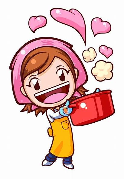 Cooking Mama Transparent Kitchen Clipart Cook Recipe