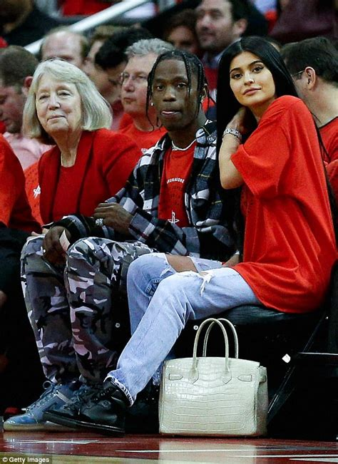 Kylie Jenner's beau Travis Scott says they are 'real deal ...