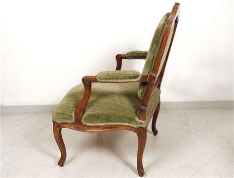 fauteuil louis xv 224 la reine noyer sculpt 233 coquilles armchair xviii 232 si 232 cle