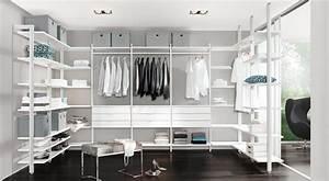 Ikea Kleiderstange Wand : begehbarer kleiderschrank individuell planen regalraum ~ Michelbontemps.com Haus und Dekorationen