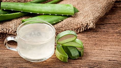 reasons  drink aloe vera juice