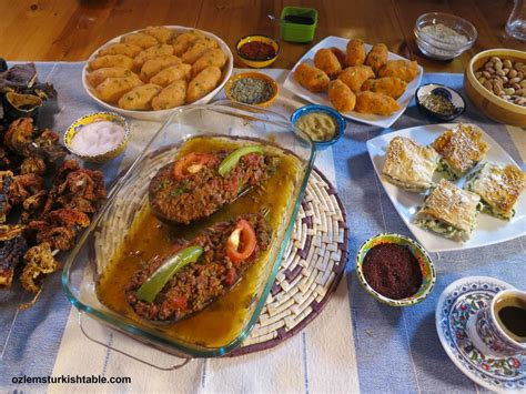 Turkish Food November 2015