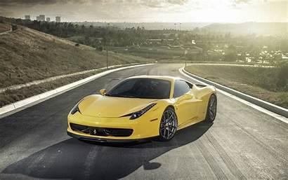 458 Ferrari Italia Vorsteiner Wallpapers