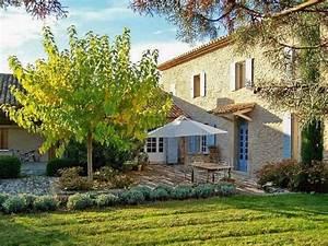 Un Mas En Provence : mas en pierre gordes provence luberon monts de vaucluse ~ Farleysfitness.com Idées de Décoration