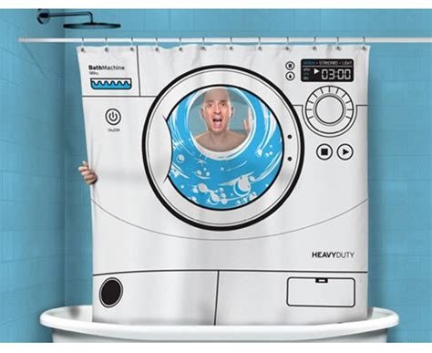 washing machine shower curtain holycool net