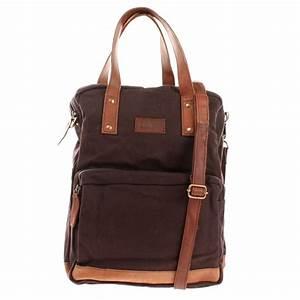 Tasche Als Rucksack : leconi rucksack umh ngetasche canvas mokka le1014 ~ Eleganceandgraceweddings.com Haus und Dekorationen