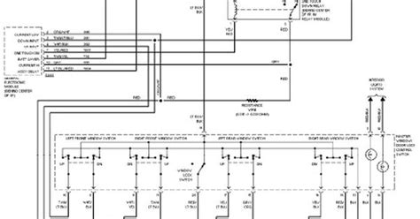 Ford Explorer Wiring by 1996 Ford Explorer Wiring Diagram Ford Trailer Wiring