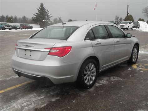 Chrysler 200 Touring 2011 by 2011 Chrysler 200 Touring V6 32376 004 171 A O Auto Parts