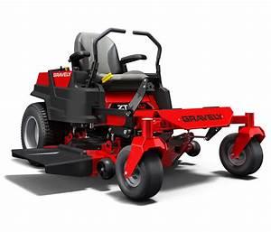 Gravely ZT X Zero Turn Lawn Mower